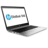 HP EliteBook Folio 1040 G3 Notebook Laptop i5-6300U 16GB RAM SSD Win 10 Pro