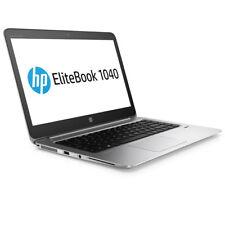 HP EliteBook 1040 G3 Notebook Intel i5-6300U 16GB RAM 256GB SSD Windows 10 Pro