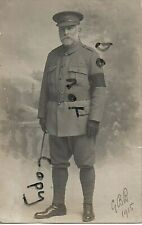 WW1 George Bethel Bayley Ciudad de Londres Volunteers Vtc 1915