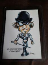 Clockwork Orange Playing Card Art