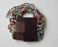 Wood Women Bracelets South-East Asian Jewellery
