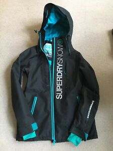 SUPERDRY Waterproof / Snow Coat Size Small
