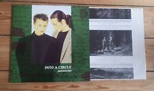 Into a Circle Assassins LP Goth Post punk
