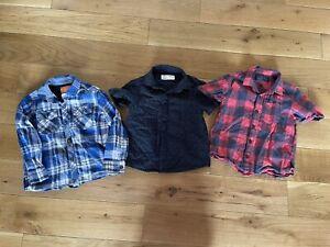 Boys Next Shirt Bundle 2-3 Years