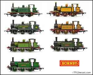 Hornby Terriers, Analogue & DCC Versions available, choice of 7, OO Gauge