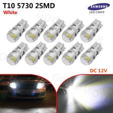 10x T10 Wedge Samsung High Power 2W LED Light Bulbs Xenon White 921 192 168 194