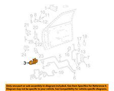 GM OEM-Interior Inside Door Handle Left 15997813