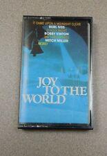 Joy to the World - Burl Ives, Bobby Vinton, Mitch Miller (Cassette - 1976)