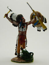 WILD WEST Apache Indian, 19th century Metal Figure 1/32