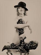 1999 Vintage NICOLE KIDMAN Actress By HERB RITTS Movie Quadtone Photo Art 11x14