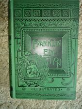 Washington Irving The Sketch Book, Franklin Edition  First American Edition 1820