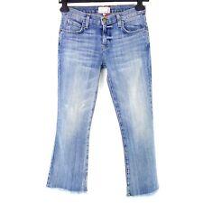 actual Elliott Pantalones Vaqueros De Mujer The Recortada W24 Azul