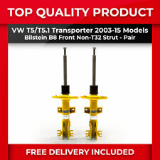 VW T5 2003-15 NON T32 BILSTEIN B8 FRONT DAMPER STRUT SUSPENSION NO SPRING PAIR