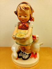 """Be Patient� Hummel Figurine #197 2/0 Tmk-3 Stylized Bee 4-1/2� Vintage Geese"