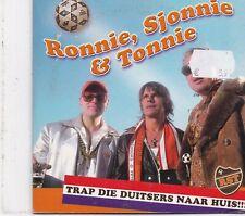 Ronnie Sjonnie&Tonnie-Trap Die Duitsers Naar Huis cd single