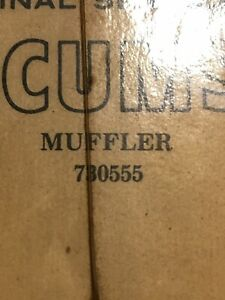 Tecumseh Muffler 730555 OEM NOS