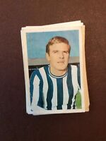 J1b Trade Card Sticker 1970s Football No 173 Mcnamee