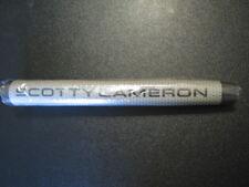 """Scotty Cameron 2017 Gray Matador LARGE OS/XL OS XL Putter Grip 11"""" Titleist NEW"""