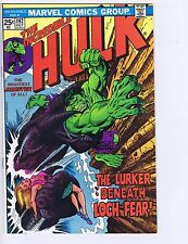 Incredible Hulk #192 Marvel 1975