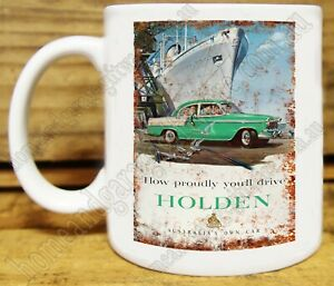 300ml COFFEE MUG - THE NEW FC HOLDEN