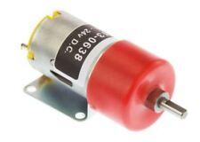 RS Pro, 12 V, 12 â?? 24 V dc, 600 gcm, Brushed DC Geared Motor, Output Speed 221