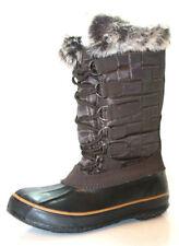 Damen-Winter -/Schneestiefel mit Schnürsenkeln 30-39 Größe