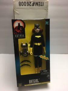 "BATGIRL 12"" Animated Action Figure w/ Weapons New Batman Adventures MINT 1998"