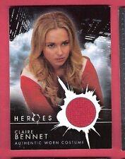 HAYDEN PANETTIERRE CLAIRE BENNETT HEROES TV WORN CHEERLEADER OUTFIT RELIC CARD