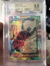 1993 Finest Refractor #1 Michael Jordan BGS 9.5