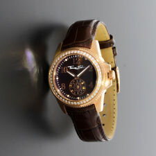 GENUINE THOMAS SABO Lady's Brown Glam Chic Watch WA0238-266-205-33 FREE DELIVERY