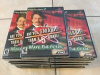 Are You Smarter Than a 5th Grader Make the Grade (Sony PlayStation 2, 2008) PS2