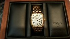 Franck muller ladies watch 18k new box and papers 33k retail 7502 qz