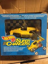 HOT WHEELS SUPER CHANGERS MATTEL NEW Buggy