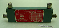 GENTLY USED NARDA 30238 COAXIAL DIRECTIONAL COUPLER .460-.950 GHz - CLEAN