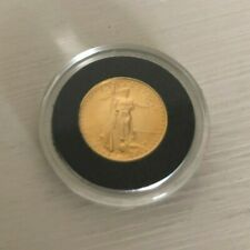 1986 $5 GOLD  AMERICAN EAGLE  1/10 OZ   USA COIN