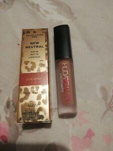 Huda Beauty Liquid Matte Wifey Mini & Revolution Pro Matte Lipstick in Stripped
