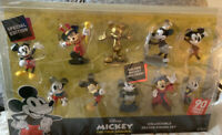 Mickey The True Original - Collectible Deluxe Figure Set 90 Years Of Magic NIB