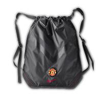 Sacca Borsa Tempo Libero Nike FC Manchester United MUFC Gymsack