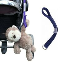 Teddy Tug Strap Baby Comforter & Toy Secure Safe Lead x Pushchair Car Seat Pram