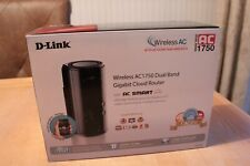 D-link Wireless AC1750 doble banda Gigabit Router de servicios en la nube