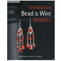 Contemporary Bead & Wire Jewelry Book Design Bead Wire Projects By Natalie Mornu