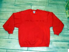 Rush 1987 Hold Your Fire Tour concert show crew vintage sweat shirt