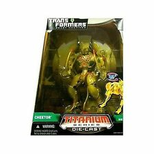 Hasbro Titanium Series Transformers Cybertron Cheetor Action Figure