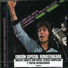 Como el Agua [Remaster] by Paco de Lucía/El Camarón de la Isla (Singer) (CD,...