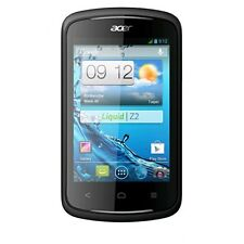 BNIB Acer Liquid Z2 4GB Black Factory Unlocked 2G 3G Simfree OEM New