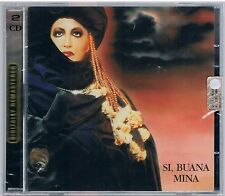 MINA SI, BUANA VOL. 1/2  REMASTERED - 2 CD SIGILLATO!!!