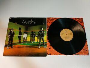 0521- METRO VINILO LP POR G+ DIS VG SPAIN 1982