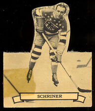 1936-37 OPC o pee Chee V304 Series D #98 Sweeney Schriner RC HOF VG NY Americans
