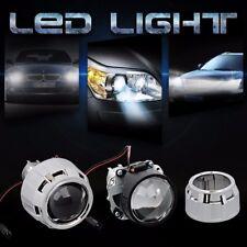 """2.5"""" inch Xenon Mini Bi-xenon HID Projector Lens Shroud Headlight H1 H4 H7 RHD"""