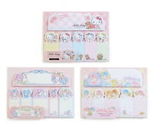 Japan Sanrio Hello KItty / My Melody / Little Twin Stars Sticky Notes Pad
